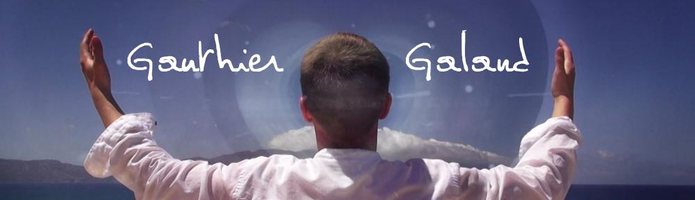 Gauthier Galand, chanteur (ou presque)